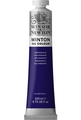 Winsor & Newton Winsor Newton Winton Yağlı Boya 200 ml N:406 Dioxazine Blue