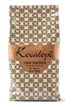 Kocatepe Türk Kahvesi 500 gr Folyo