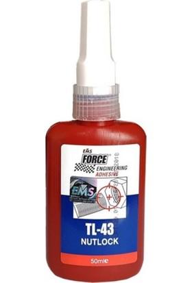 Force Ems Tl-43 Cıvata Sabitleyici 50 ml