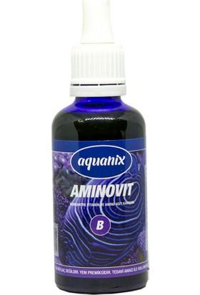 Aquanix Aminovit B (Konsantre Vitamin ve Amino Asit Karışımı 50 Cc)