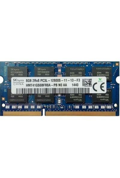 Sk Hynix HMT41GS6BFR8A-PB 8gb 2rx8 PC3L-12800S-11-13-F3 1600MHZ DDR3L 1.35V Notebook Ram