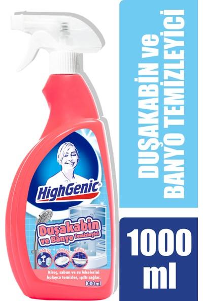 Highgenic Bahar Temizliği Paketi 1 Hijyen Sihirbazı