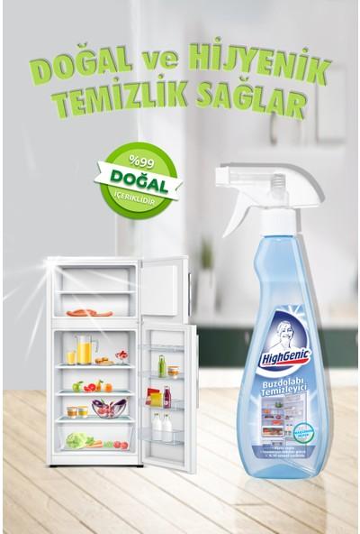 Highgenic Bahar Temizlik Paketi 4 Tüm Ürünler