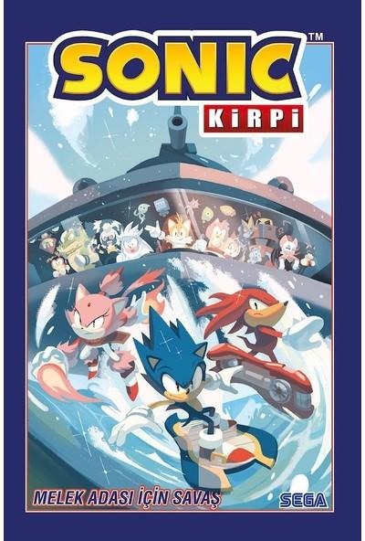 Secret Sonic Kirpi Cilt 3 : Melek Adası Için Savaş
