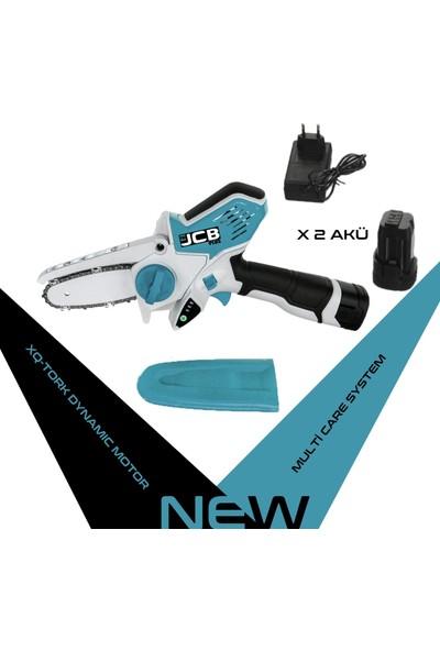 Projcb Plus Magic Saw X-Torq 1800 Li-On Akülü Dal Kesme Budama Testere Bıçkı Makinesı Çift Akülü