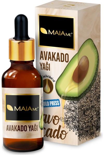 Maia Mc Saf Avokado Yağı 20 ml (Soğuk Sıkım)