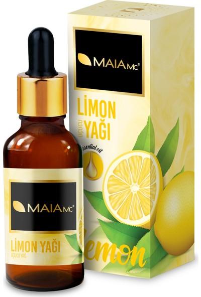 Maia Mc Saf Uçucu Limon Yağı 20 ml
