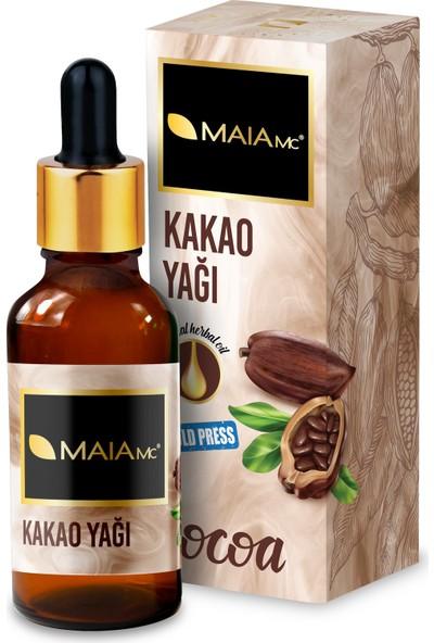 Maia Mc Saf Kakao Yağı 50 Ml(Soğuk Sıkım)