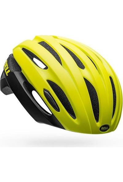 Bell Avenue Neon Sarı Bisiklet Kaskı 54-61 cm Unisex