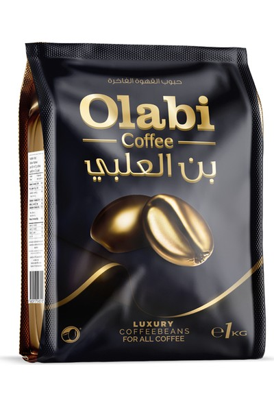 Olabi Arabica Espresso - For All - Kahve Çekirdekleri Yumuşak Class B 1 kg