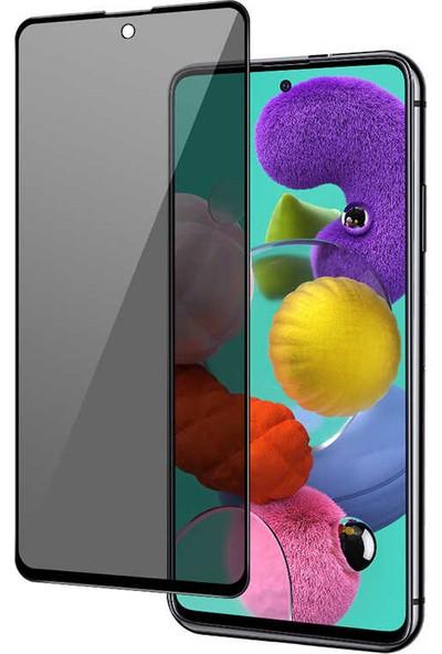 Bufalo Xiaomi Poco X3 Nfc Hayalet Privacy Gizli Cam Ekran Koruyucu Siyah