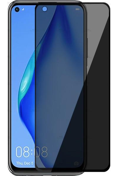 Bufalo Xiaomi Redmi Note 9 Hayalet Privacy Gizli Cam Ekran Koruyucu Siyah