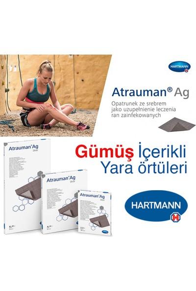 Hartmann Atrauman Ag 10 x 20 cm Gümüş Içerikli Yara Bakım Örtüsü (1 Adet)