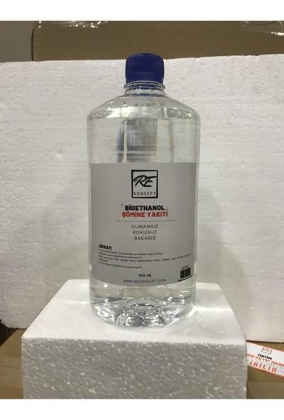 ConSept Reconsept Bioethanol Şömine Yaktı 2lt Kokusuz Dumansız