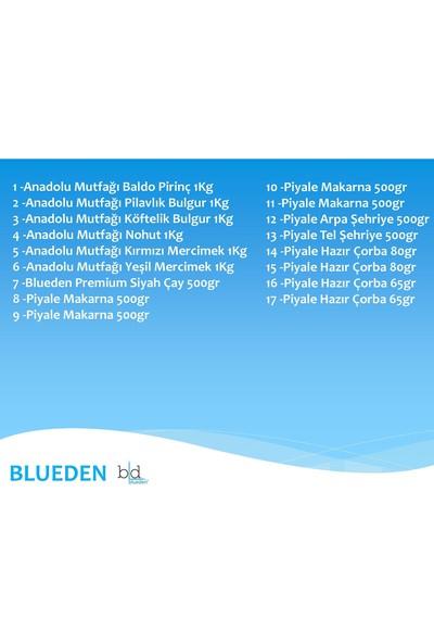 Blueden Ramazan Paketi Ramazan Kumanya Yardım Erzak Kolisi 17 Parça 17 Nolu Paket