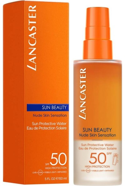 Lancaster Sun Beauty Protective Waters SPF50 150 ml