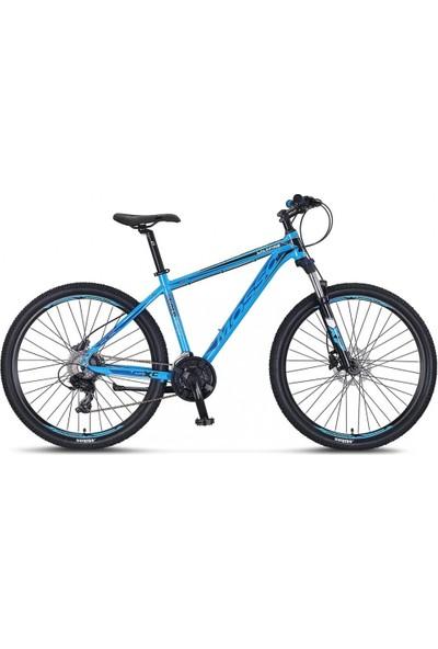 Mosso Wıldfıre 27.5 Jant Hyd 20 Erkek Bisikleti-Mavi-Siyah