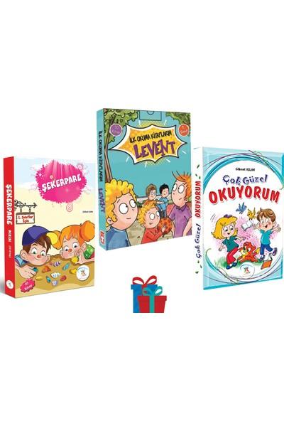 5 Renk Yayınları 5 Renk Yayınevi 1.sınıf Çok Güzel Okuyorum-Şekerpare Hikaye-Timaş Levent Ilk Okuma Kitaplarım Çgo-Şp-Liok