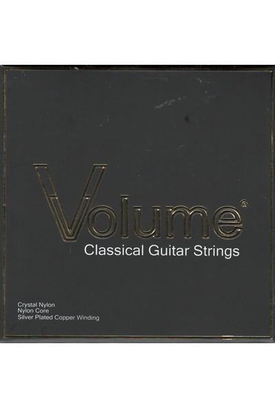 Volume Classical Guitar Strings Takım Tel Klasik Gitar Teli