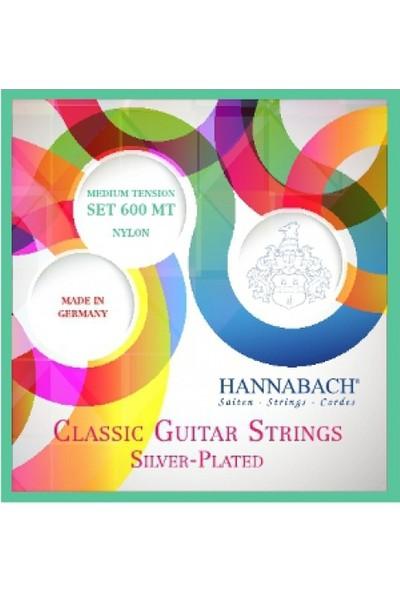 Hannabach 600MT Takım Tel - Klasik Gitar Teli