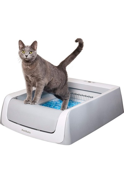 Pet Safe Scoopfree 2. Nesil Otomatik Kedi Tuvaleti