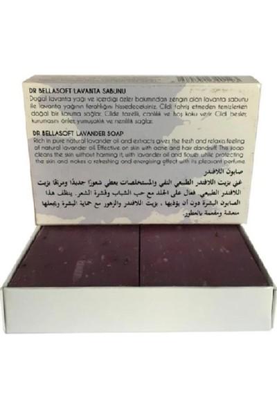 Dr Bellasoft Siyah Noktalar Için Lavanta Sabunu 130 gr