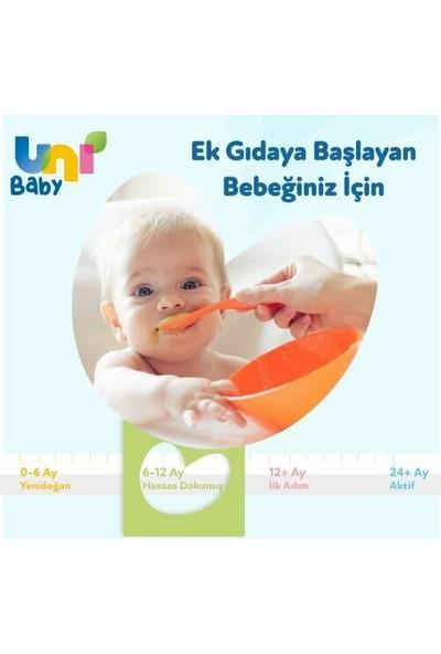 Uni Baby Hassas Dokunuş 3'lü 156 Yaprak Islak Mendil