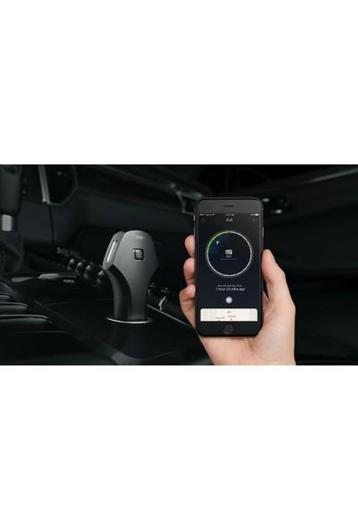 Nonda Zus- Akıllı Araç Şarjı Cihazı Araç Yer Bulucu - Smart Car Finder & Charger