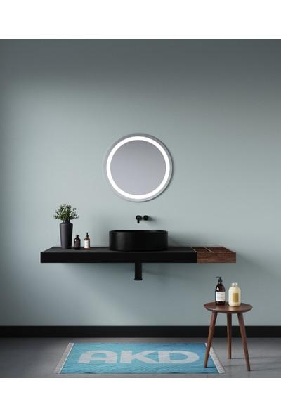 Akd LED Ayna Dekoratif Mono Serisi/60ø
