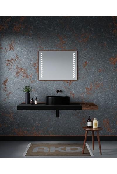 Akd Ayna Dekoratif Ledli Vista SERISI/50X70CM