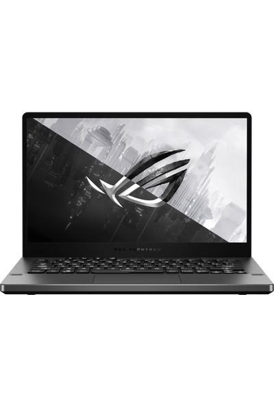 "Asus ROG Zephyrus G14 GA401QH-BM062-GAMING AMD Ryzen 7 5800HS 16GB 512GB SSD GTX 1650 Freedos 14"" FHD Taşınabilir Bilgisayar"