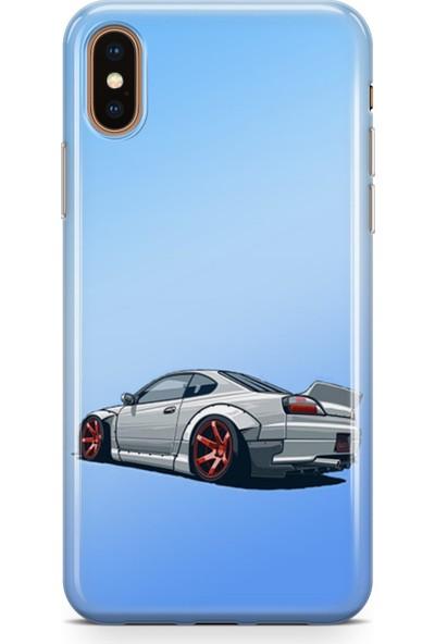 Melefoni Apple iPhone 5 ile Uyumlu Roads Serisi Uv Baskılı Silikon Kılıf Yagdarha x