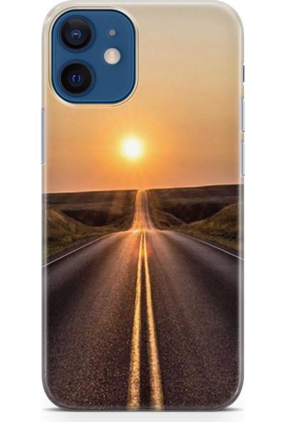 Melefoni Apple iPhone 12 Pro ile Uyumlu Persian Serisi Uv Baskılı Silikon Kılıf Daranot x