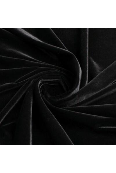 BEREKET 150 cm Eninde Fransız Ithal Ipek Kadife Kumaş