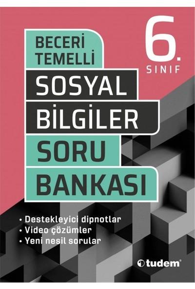 Tudem Yayınları 6. Sınıf Tüm Dersler Soru Bankası Seti