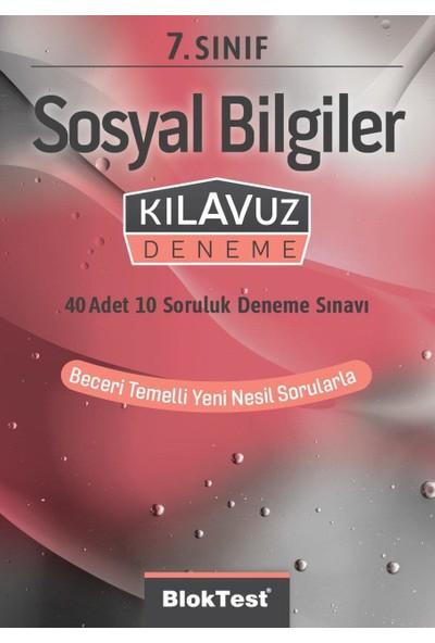 Tudem Yayınları 7. Sınıf Sosyal Bilgiler Beceri Temelli Soru Bankası + Klavuz Deneme Seti
