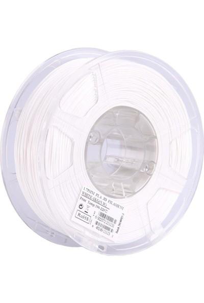 eSUN 1.75 mm Pla+ Filament - Beyaz