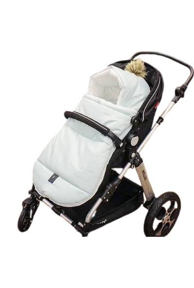Baby Bebek Arabası Tulum-Bebek Ayak Örtüsü Footmuff
