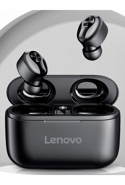 Lenovo HT18 Tws Bluetooth 5.0 Kulak Içi Kulaklık Siyah