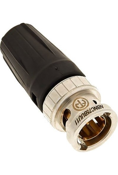 Neutrik NBNC75BUU11 - Bnc Video Konnektör