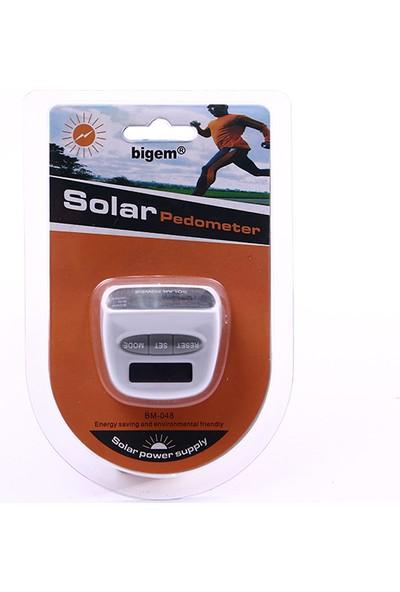 Bigem Solarlı Adımsayar Bigem BM-048
