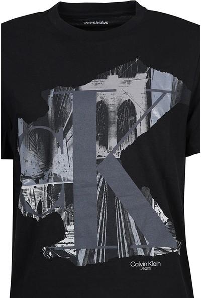 Calvın Kleın Erkek T-Shirt 40GM935-001
