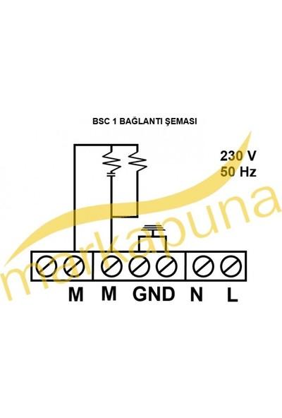 Bahçıvan BSC-1 Hız Kontrol Cihazı