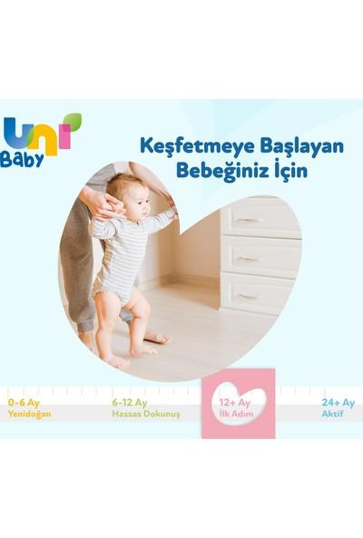 Uni Baby Ilk Adım Islak Mendil 3'lü 156 Yaprak