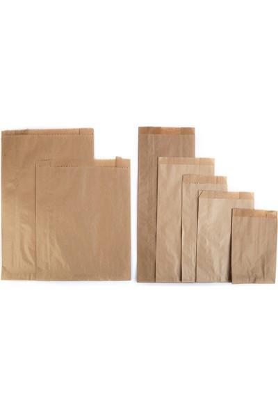 Anadolu Kağıtçılık Çizgili Şamua 40 G Kraft Kese Kağıdı Ithal 12 x 28 cm 10 kg 2250 Adet