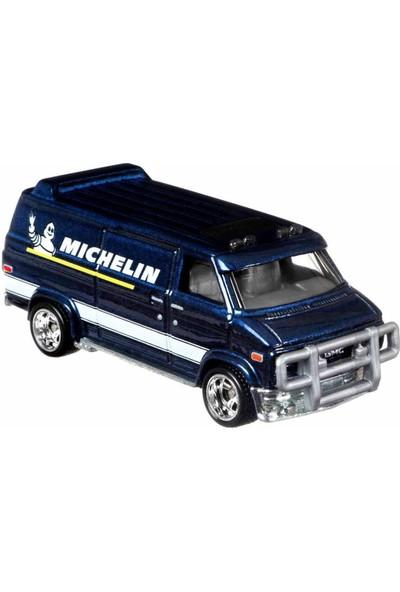 Hot Wheels Pop Culture Premium Arabalar DLB45 - Custom Gmc Panel Van