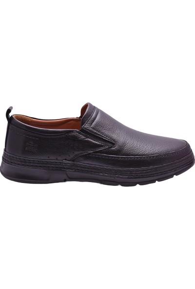 Ayakkabiburada 2021-312 Tam Ortopedi Deri Erkek Ayakkabı