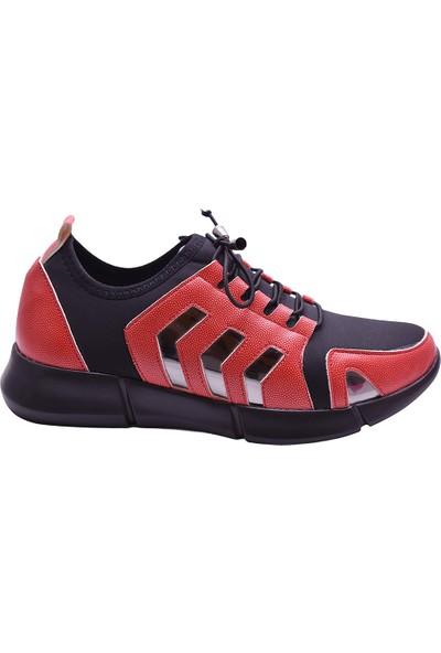 Ayakkabiburada 187 Ortopedi Günlük Kadın Spor Ayakkabı