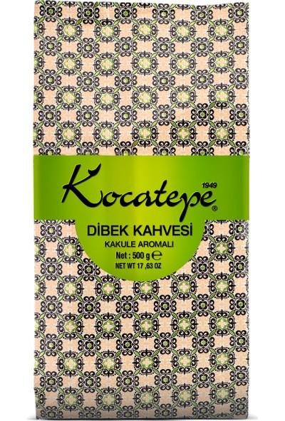 Kocatepe Türk Kahvesi Dibek 500 gr Folyo