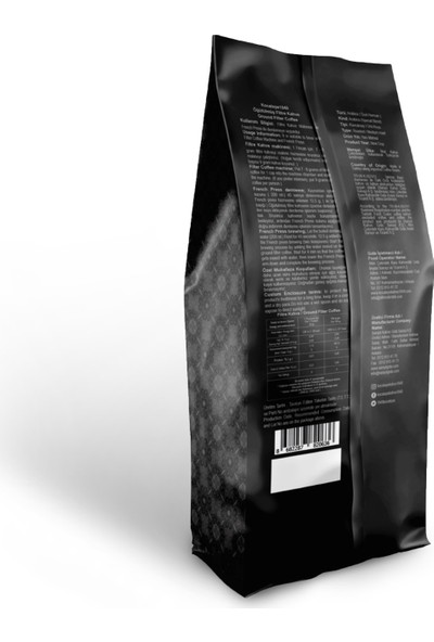 Kocatepe Türk Kahvesi Filtre Premium 500 gr Folyo